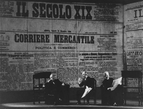 Sandro del Buono, Luigi Carubbi, Daniele Chiapparino