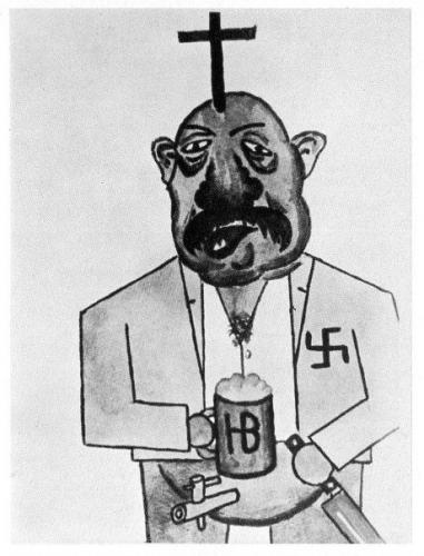 Mostre TRW caricatura 3